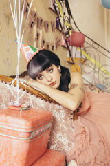Pity Party Photo Shoot