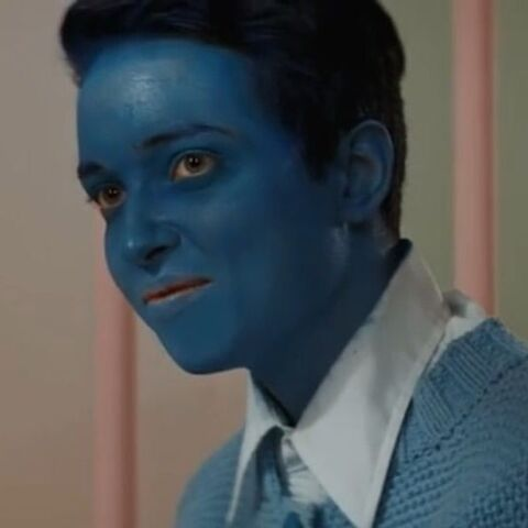 Blue Boy in <i>Pacify Her</i>.