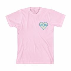 Pink <i>K-12</i> logo t-shirt