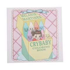 <i>Cry Baby</i> coloring book