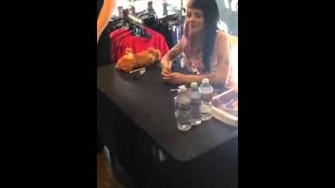 Hot Topic Meet and Greet
