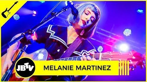 Melanie Martinez - Bittersweet Tragedy Live @ JBTV
