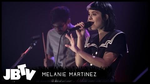 Melanie Martinez - Carousel Live @ JBTV