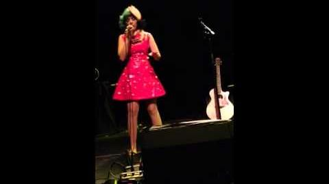Thousand words live Melanie martinez