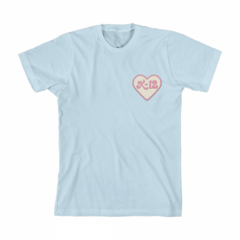 Blue <i>K-12</i> logo t-shirt