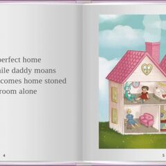 Appearance in Cry Baby Storybook