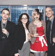 Melanie martinez family