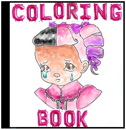 Image - Colouring book.jpg | Melanie Martinez Wiki | FANDOM powered ...
