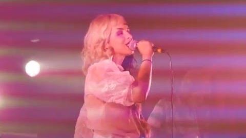 Melanie Martinez - Dollhouse LIVE HD (2015) Hollywood Troubadour
