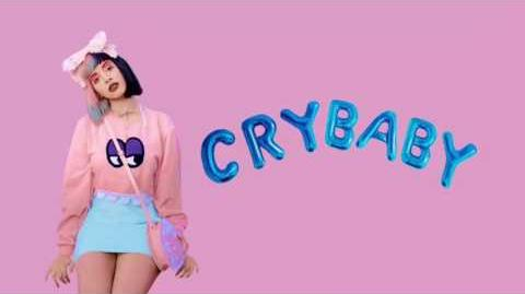 Crybaby by Melanie Martinez Lyrics