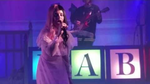 Melanie Martinez - Cry Baby Live (Emo's Austin, TX - April 7, 2016)