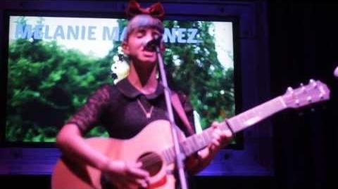 Melanie Martinez - Race ( Original ) @ Hard Rock Cafe