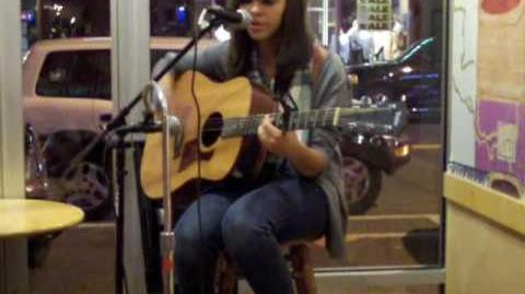Teen Acoustic Cafe