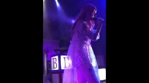 Melanie Martinez - Pity Party - Live @ 9 30 Club - Washington DC (3 28 16)