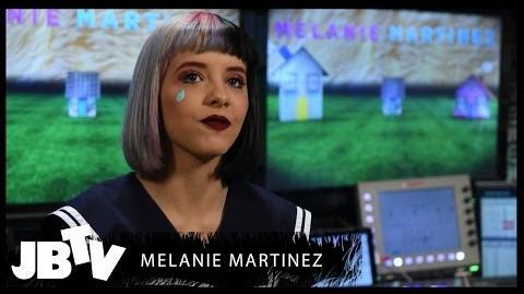 Melanie Martinez - My Own Voice Interview @ JBTV
