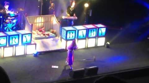 Melanie Martinez Alphabet Boy Cry Baby concert in LA