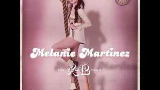 Melanie Martinez strawberry shortcake SNIPPET