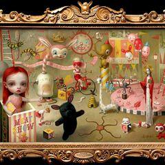 Mark Ryden's The Magic Circus