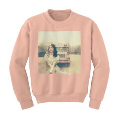 <i>K-12</i> school bus crewneck