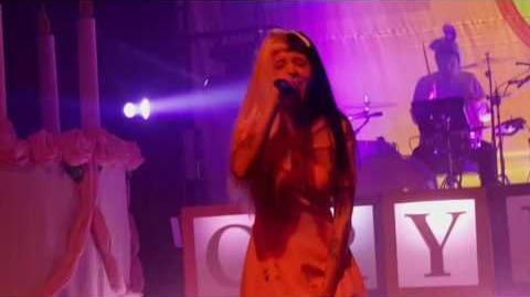 Melanie Martinez PITY PARTY Cry Baby Tour Albuquerque Sunshine Theater
