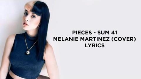 Pieces - Melanie Martinez (Cover) (Lyrics)