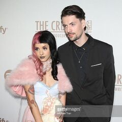 Melanie and Michael at the <a href=