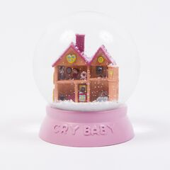 <i>Dollhouse</i> snow globe