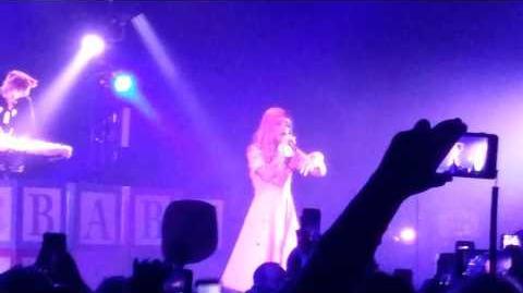 3 24 16 Melanie Martinez Cry Baby Tour Soap