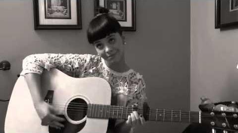I Think I'm Crazy - Melanie Martinez Original