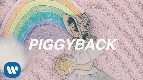 Melanie Martinez - PIGGYBACK (Lyric Video)