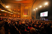 Heart of St Kilda audience at the Palais Theatre, Melbourne, Australia 2011