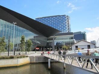 Melbourne Conference Centre December 2012