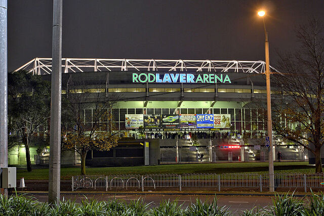 File:800px-Rod laver arena by night.jpg