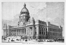 Parliament house plans