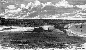 Geelong in 1840