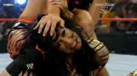 Beth Phoenix vs Melina (I Quit Match)