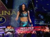 Melina vs Beth Phoenix WWE Superstars 05/05/2011