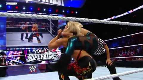 Wwe superstars 050511 melina vs. beth phoenix.