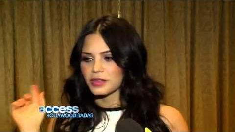 Jenna Dewan-Tatum - Interview with Access Hollywood and more