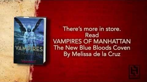 Vampires of Manhattan - trailer 1