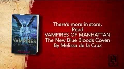 Vampires of Manhattan - trailer 1