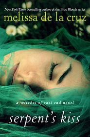 Serpent's Kiss (Book)
