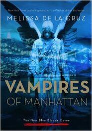 Vampires of Manhattan (Book)