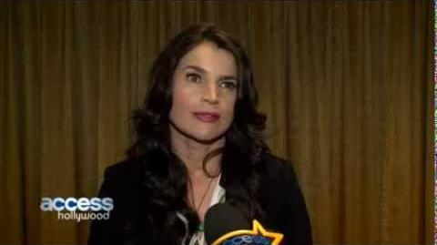 Julia Ormond - Interview with Access Hollywood