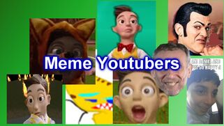 Meme Youtubers Picture