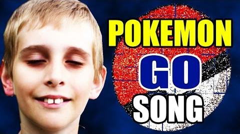 POKEMON GO SONG!!! by MISHA (FOR KIDS) -ORIGINAL-