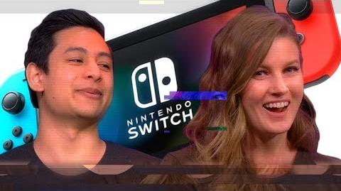 Bait And Nintendo Switch