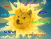 Iconic Doge Meme
