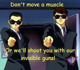 Invisible Gun Teh Meme Wiki Fandom Powered By Wikia