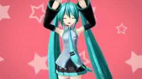 Caramelldansen feat.3D Hatsune Miku